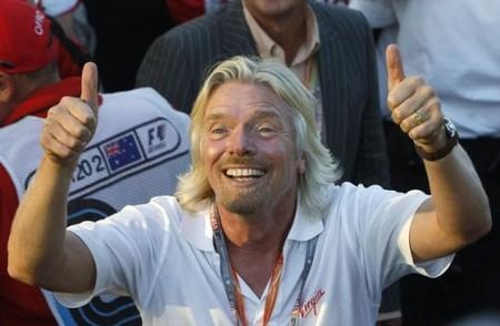 Richard Branson manda a Niki Lauda a la Luna