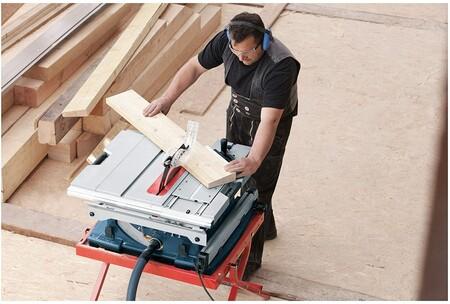 Sierras, martillos y taladros Bosch Professional rebajados en Amazon hasta un 30%