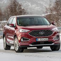 El Ford Edge podría tener sus días contados en Norteamérica debido a las bajas ventas