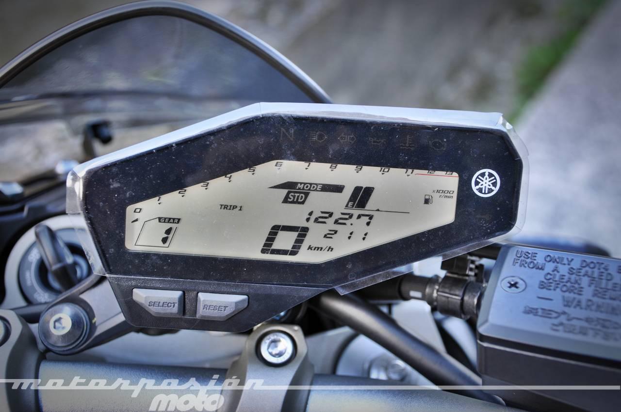 Foto de Yamaha MT-09, (valoración, galería y ficha técnica) (13/38)