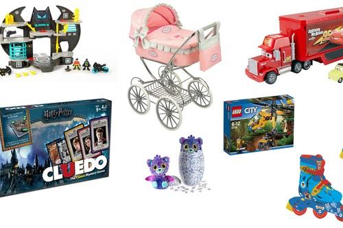 7 juguetes rebajados en Amazon para todas las edades desde 16,49 euros