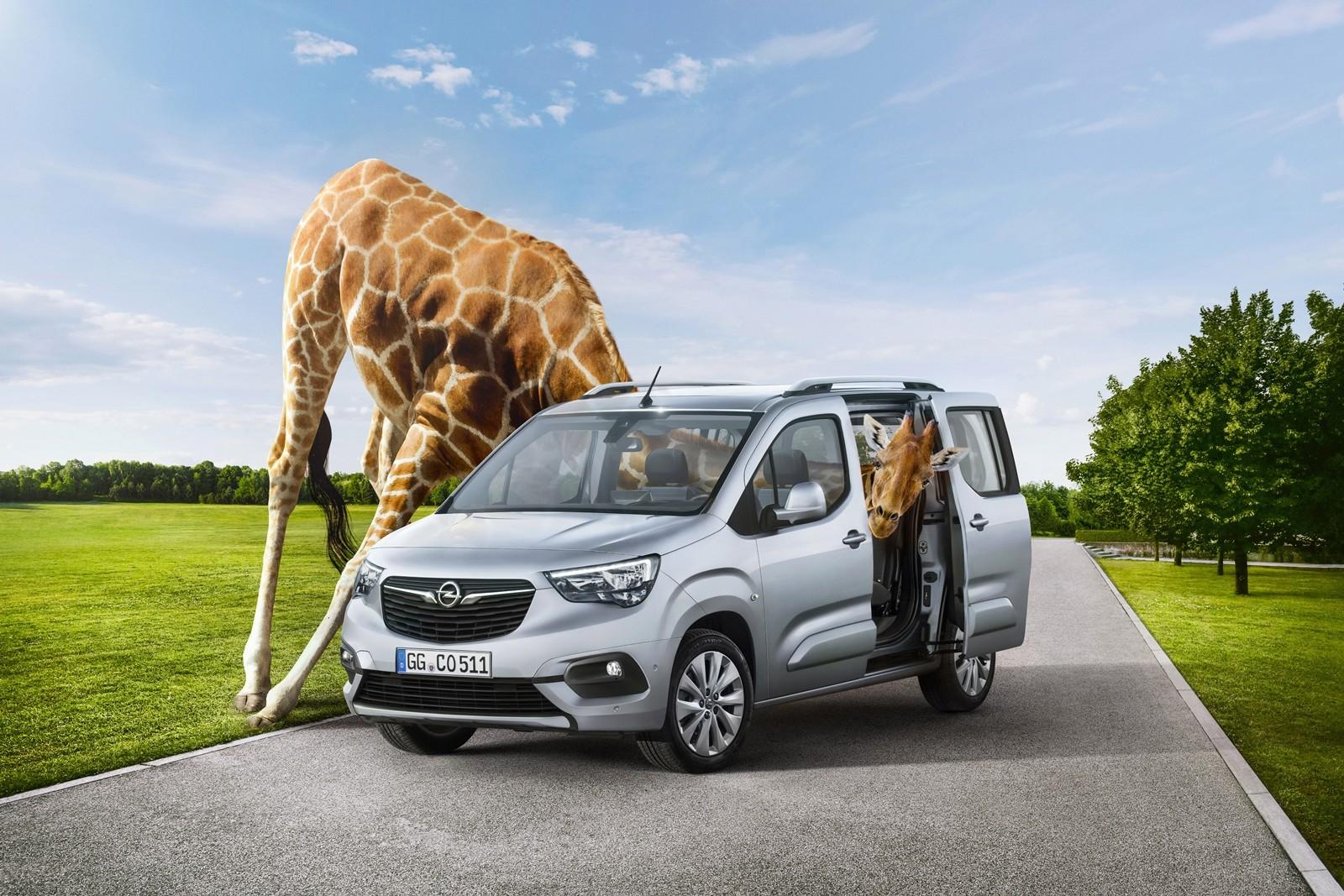 Foto de Opel Combo Life 2018 (8/63)