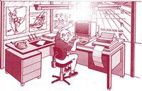 Salud laboral con ordenadores (I): el entorno de trabajo