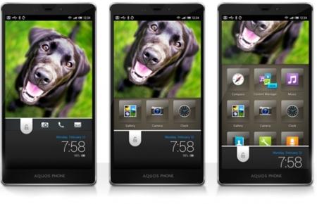 Feel UX, la personalización que Sharp prepara para Android