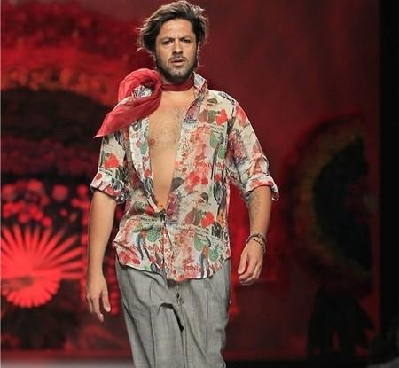 El Montesinos más flamenco saca a Rafael Amargo en su desfile de MBFWMadrid