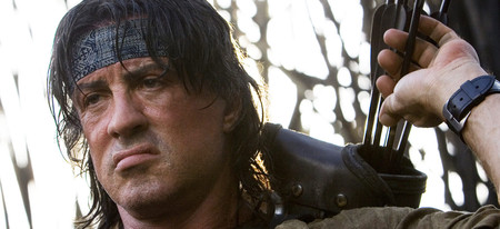 photograph of John Rambo