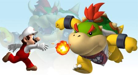 Desvelado un nuevo juego de Mario