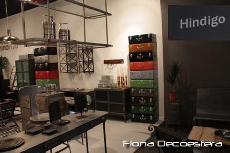 Muebles de metal de Hindigo