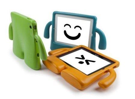 iGuy, divertido soporte para iPad y iPad 2