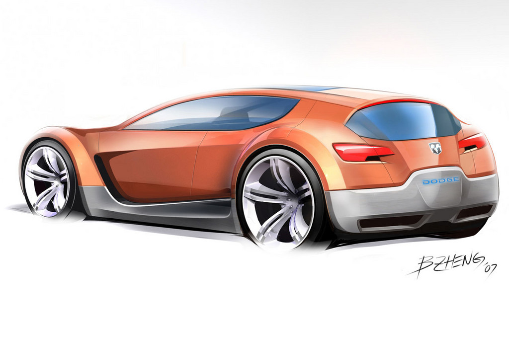 Foto de Dodge ZEO Concept (2/37)