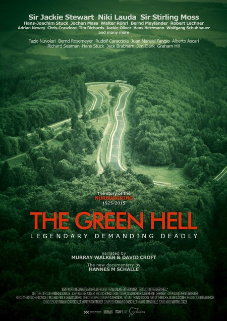 """¡Atentos! Hoy se estrena en algunos cines españoles """"The Green Hell"""", el documental sobre Nürburgring"""