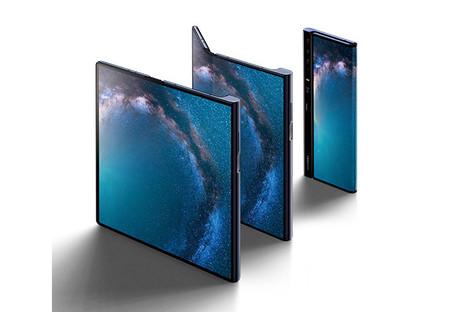 Nuevo Huawei Mate X: el primer móvil plegable de Huawei también es 5G