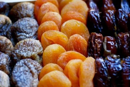 Frutas deshidratadas, una buena alternativa para sumar calcio a la dieta
