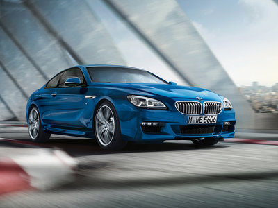 El BMW Serie 6 recibe cambios pequeñísimos antes de estrenar generación