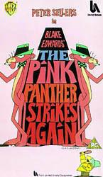 'La Pantera Rosa Ataca de Nuevo', más delirante que nunca