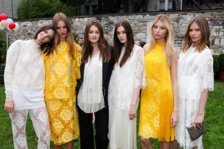 Stella McCartney Resort 2013: aires eco chic