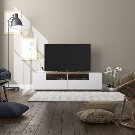 4 muebles de TV que puedes encontrar en eBay por menos de 100 euros y envío gratis