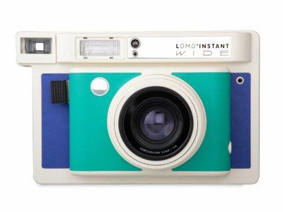 Lomo'Instant Wide, nueva cámara instantánea de Lomography