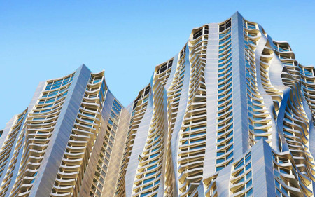 New York by Gehry, el edificio de apartamentos en el que vas a querer vivir