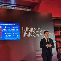 """Tony Jin Yong, CEO de Huawei España, sobre la posición de mercado de YouTube y WhatsApp: """"En Europa, ahora mismo, no hay alternativas"""""""