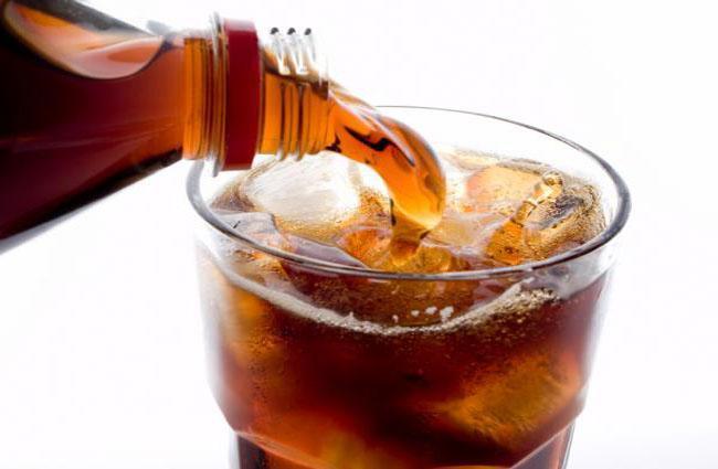 las bebidas gaseosas