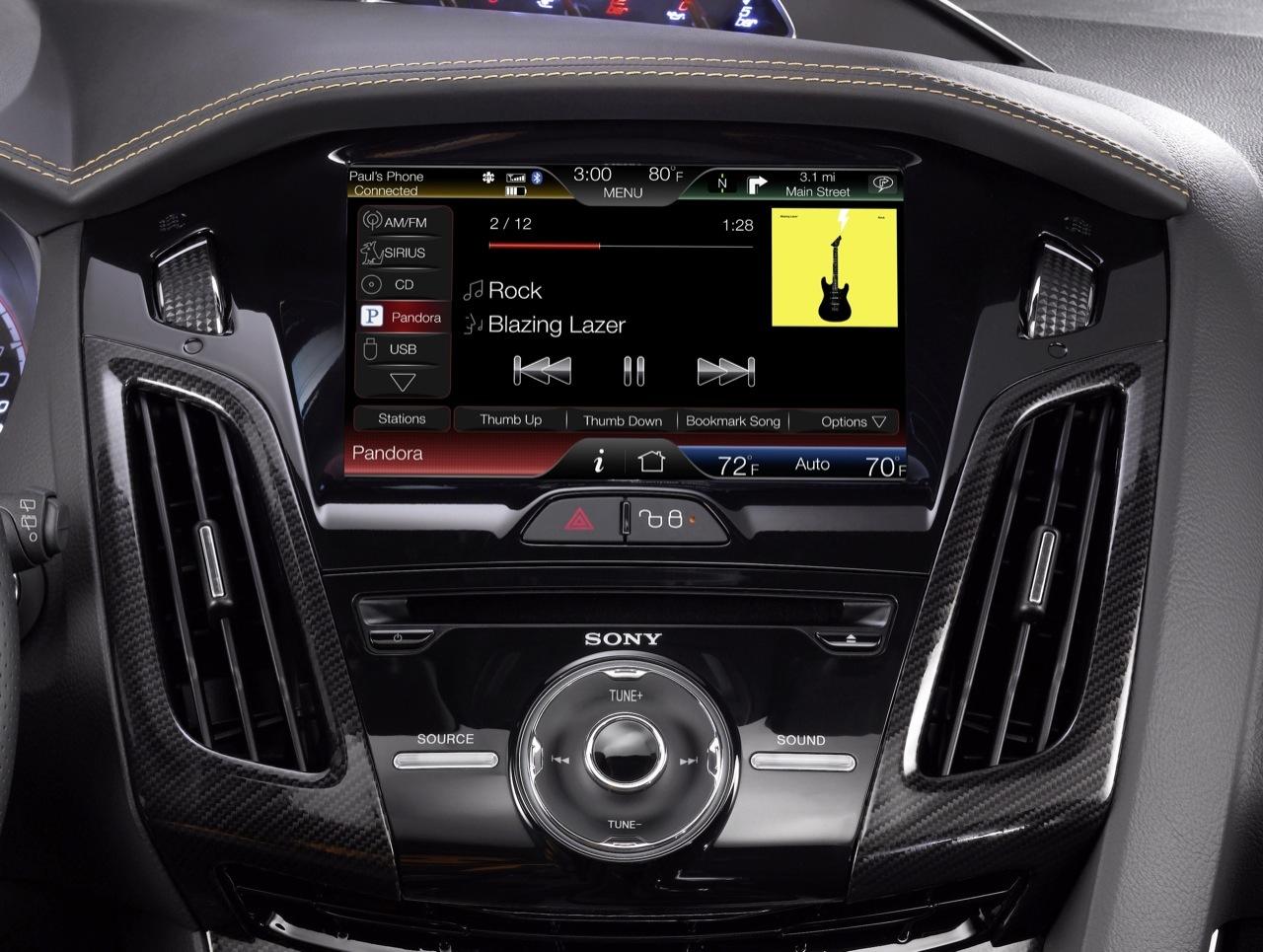 Foto de Ford Sync y MyFordTouch, el nuevo interfaz de Ford para coches (16/23)