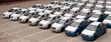 Las ventas de autos en México cayeron un 28% en 2020: así queda el ranking por marca