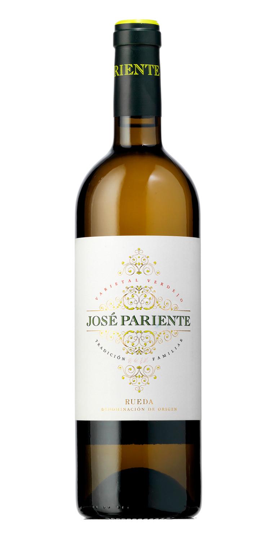 José Pariente Verdejo, 2019. DO Rueda.