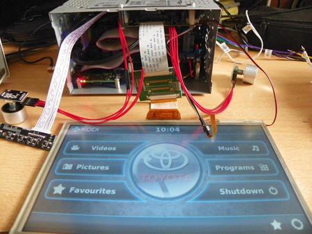 Kodi en una Raspberry Pi