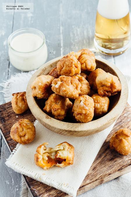 Bocados Mozzarella Chorizo