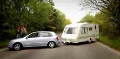 Viaje en caravana: manual de supervivencia por Top Gear