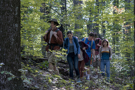 The Society Serie De Television Thriller Juvenil Netflix 6