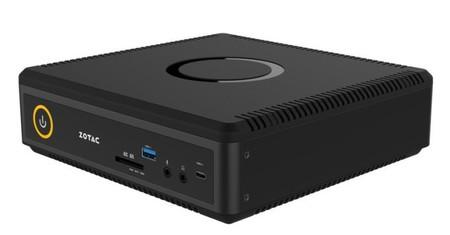 Si buscas mini-PC potente para jugar, el Zotac Magnus ERX480 viene con lo último de Intel y AMD