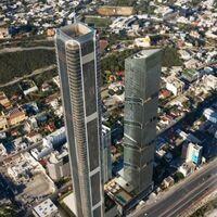 Monterrey tendrá la torre más alta de México y América Latina: más de 400 metros de altura en la descomunal 'Torre Rise'
