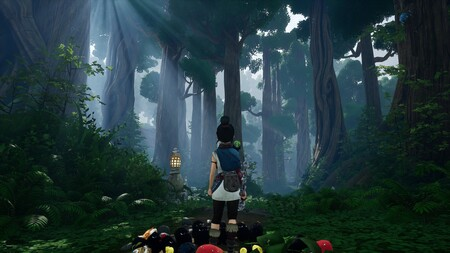 Todos los coleccionables del Bosque Olvidado en Kena: Bridge of Spirits