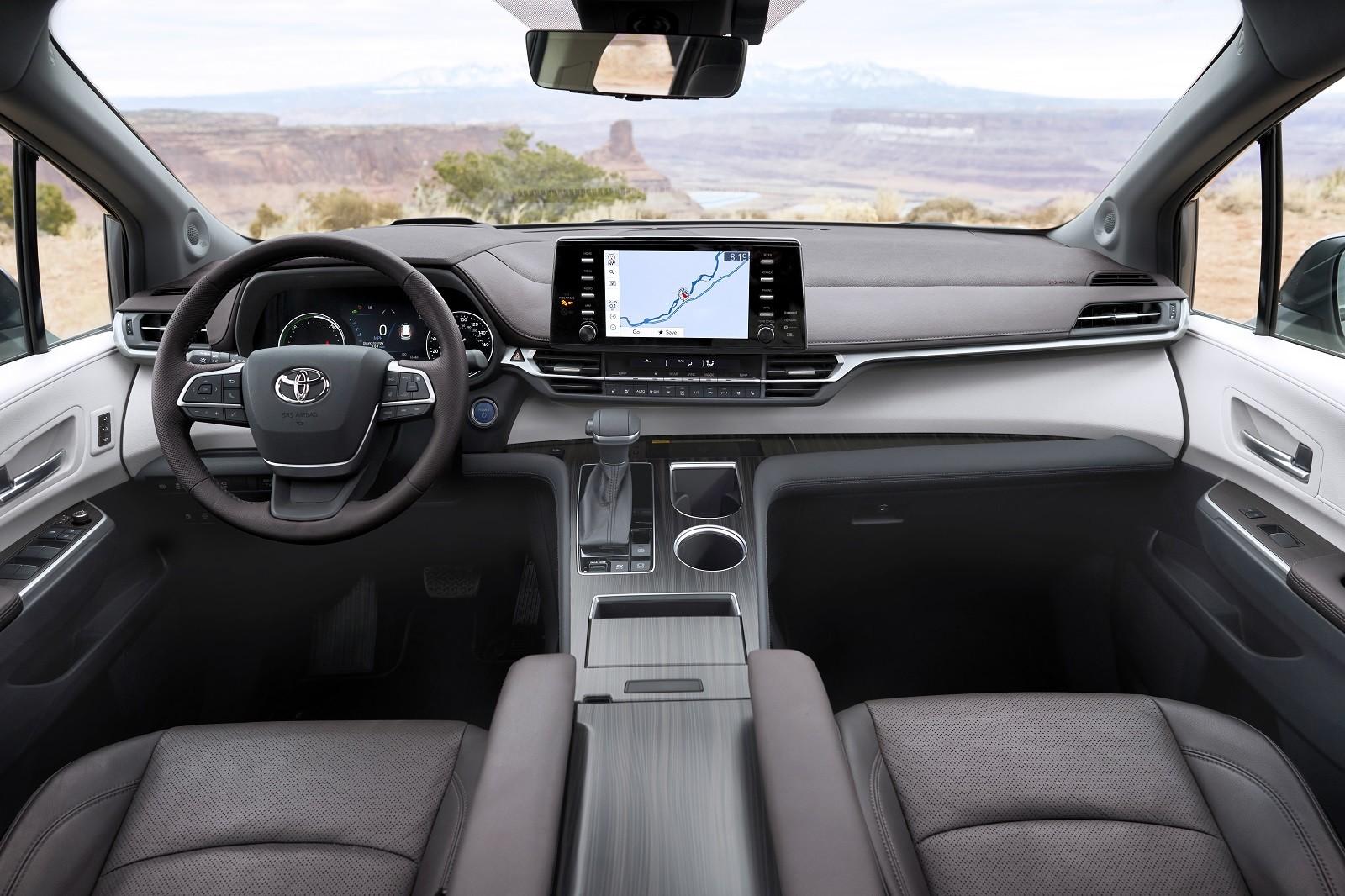 Foto de Toyota Sienna 2021 (6/30)