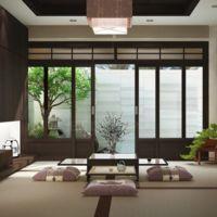 Cambio de estilo, del frío nórdico al minimalismo japonés