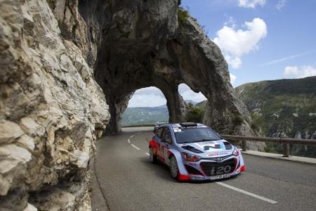 Bryan Bouffier llevará el peso del desarrollo inicial del nuevo Hyundai i20 WRC
