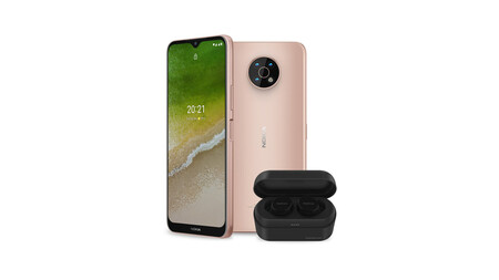 El Nokia G50, al descubierto: filtrado el gama media 5G más económico de HMD