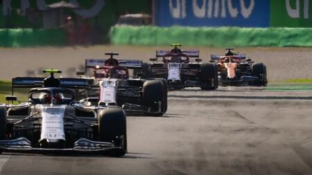 F1 Monza 2021