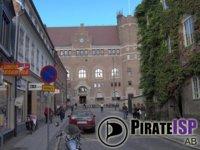 La imagen de la semana: El Partido Pirata sueco funda su propio ISP