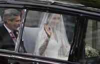 El vestido de novia de Kate Middleton de Sarah Burton para Alexander McQueen