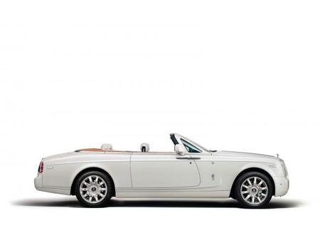 Rolls Royce Phantom Drophead Coupe Maharaja