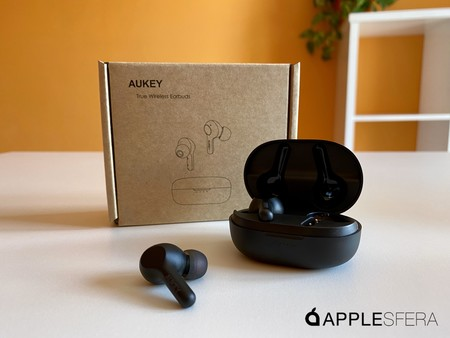 Los True Wireless Earbuds de AUKEY, una alternativa de presupuesto reducido a los AirPods