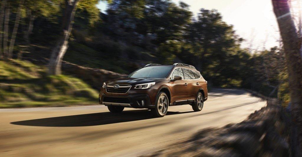 Foto de Subaru Outback se revela en el AutoShow de Nueva York (8/13)