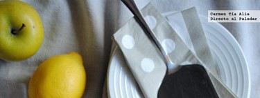 Tarta crumble de manzana y limón, una receta para impresionar (e impresionarte)