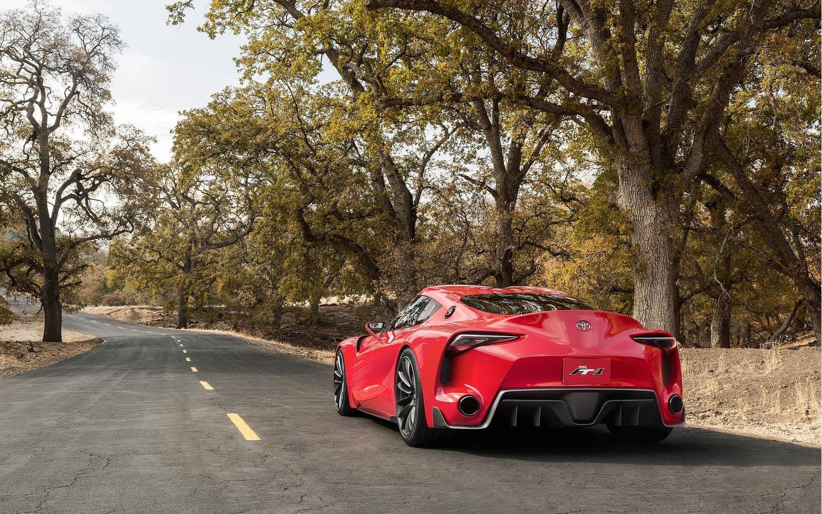 Foto de Toyota FT-1 Concept (14/31)