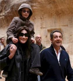 Esta vez si: Sarkozy y Carla Bruni se han casado