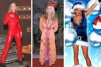 Britney Spears subasta parte de su armario
