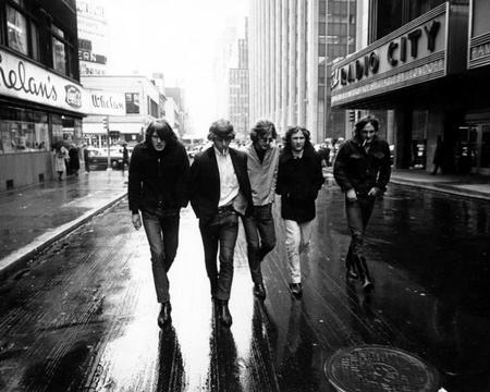 The Byrds In New York City